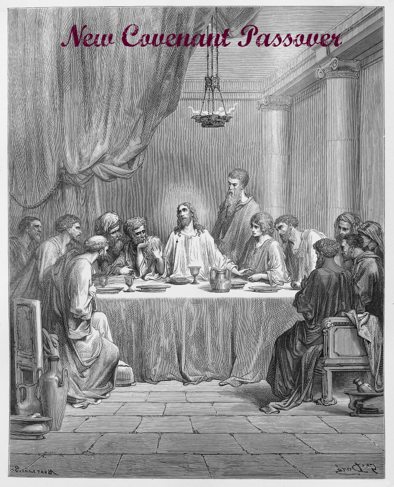Christ Ahnsahnghong New Covenant Passover - edit (2)