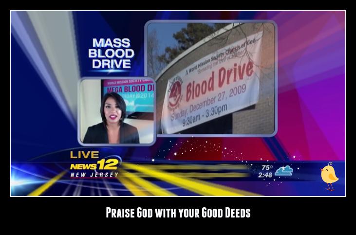 ftA - Praise God with Your Good Deeds - WMSCOG