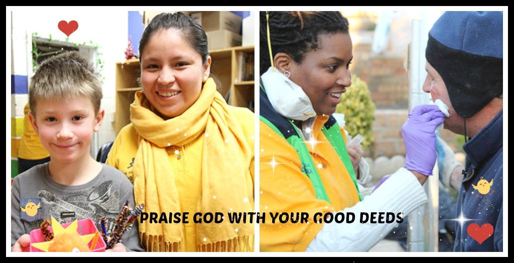 ftA - Praise God with Your Good Deeds